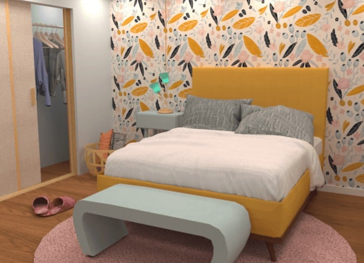 iad-five keys-hope-bedroom