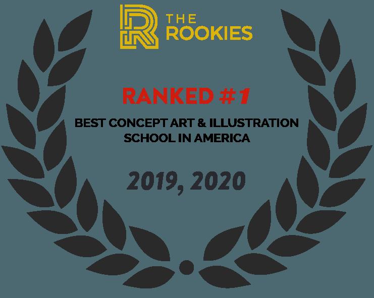 2020 The rookies Best Concept Art & Illustration School #1
