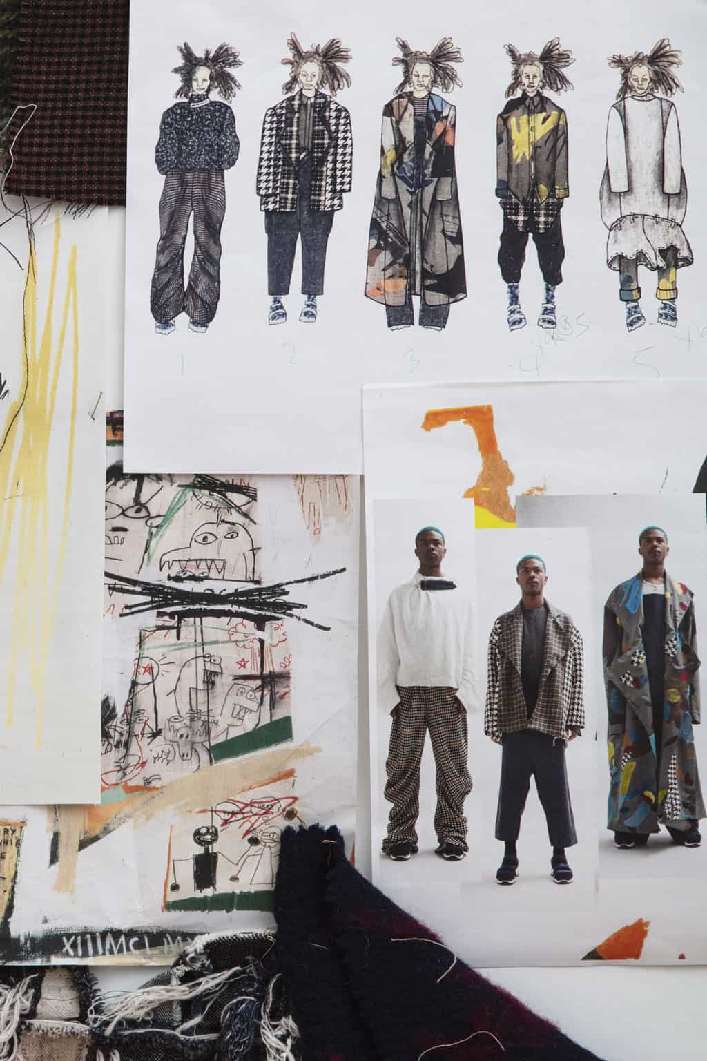 Chelsea Grays Design Board