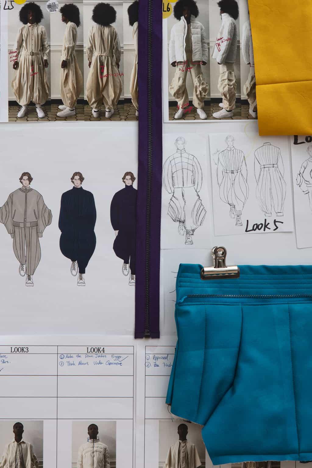 Qing Guo Design Board