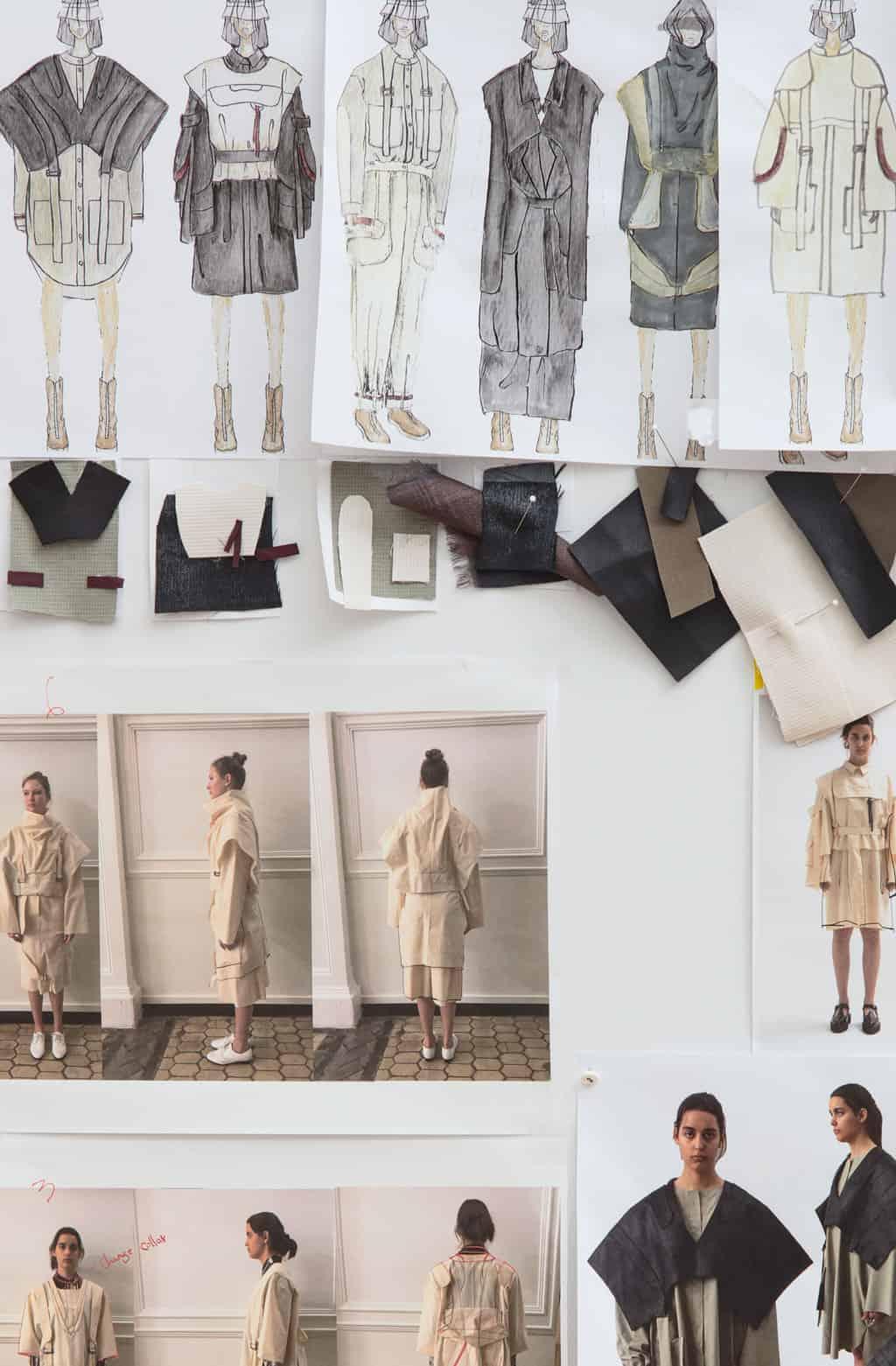 Ying Jin Design Board