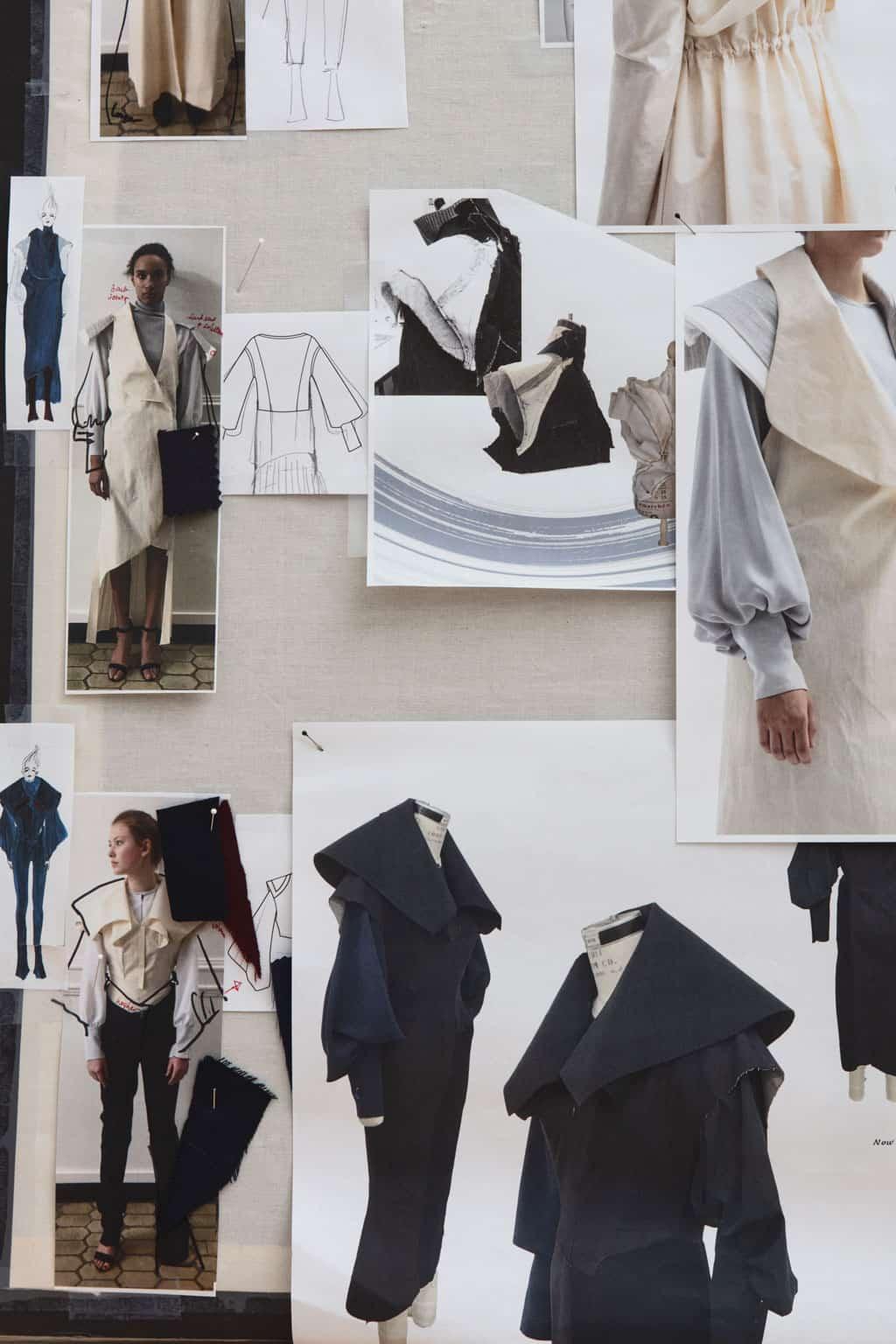 Mingyang Zhang and Yue Shen Design Board