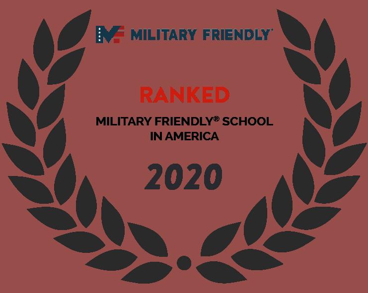 2020 Military Friendly School