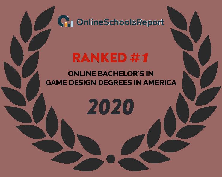 2020 Online Schools Report - Game Design #1
