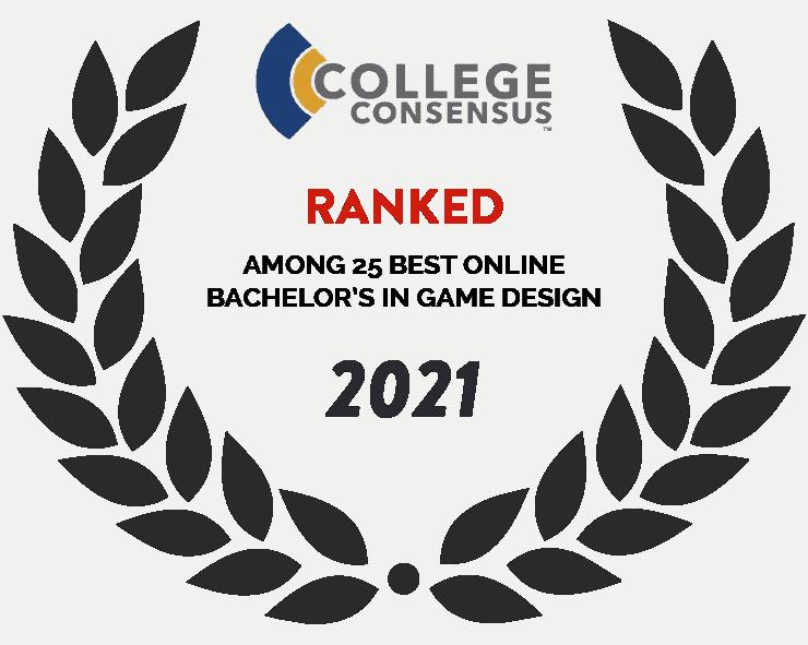 GAM College Consensus 2021 Ranking-Bachelors