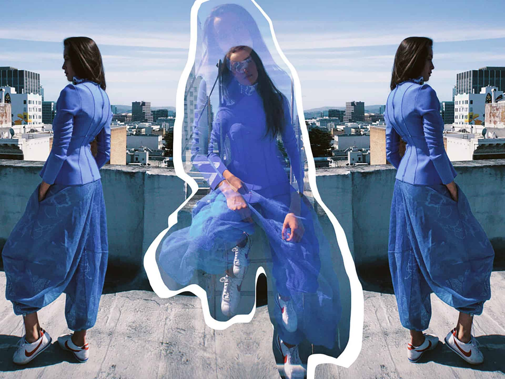 Featured work by Academy of Art University Fashion student Alice Mitchell