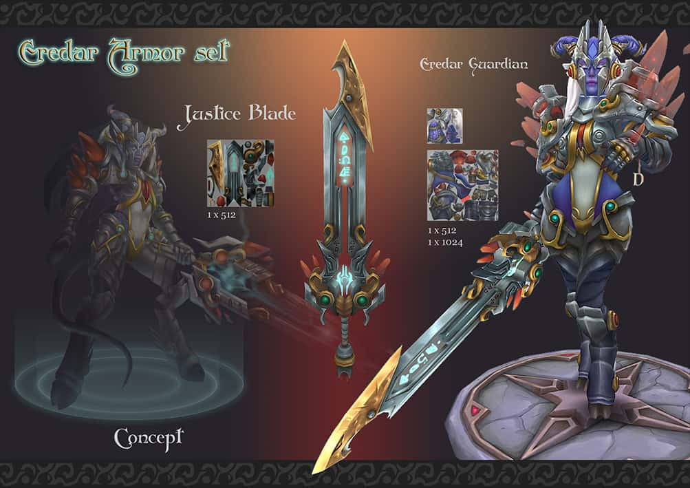 Academy Students Score in Blizzard 'World of Warcraft' Art Contest