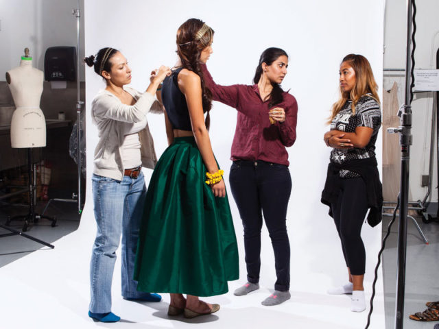 Fashion Visual Merchandising Collaborations