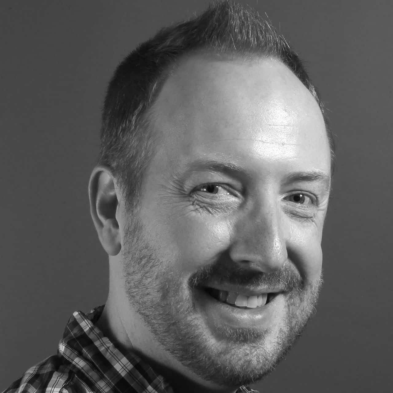 Brian Hess Headshot