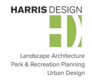 Harris Design Logo