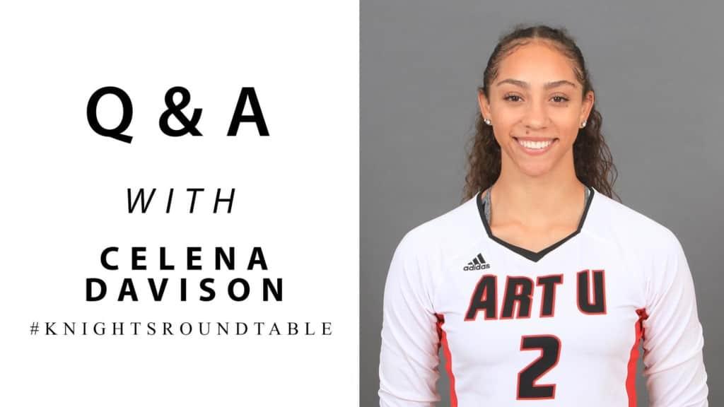 Q&A - Celena Davison