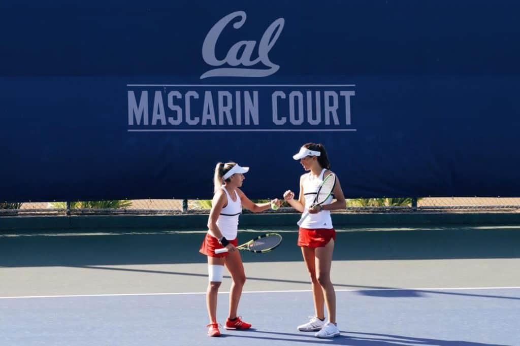Women's Tennis - Sofia Ragona & Mariacristina Andrisani