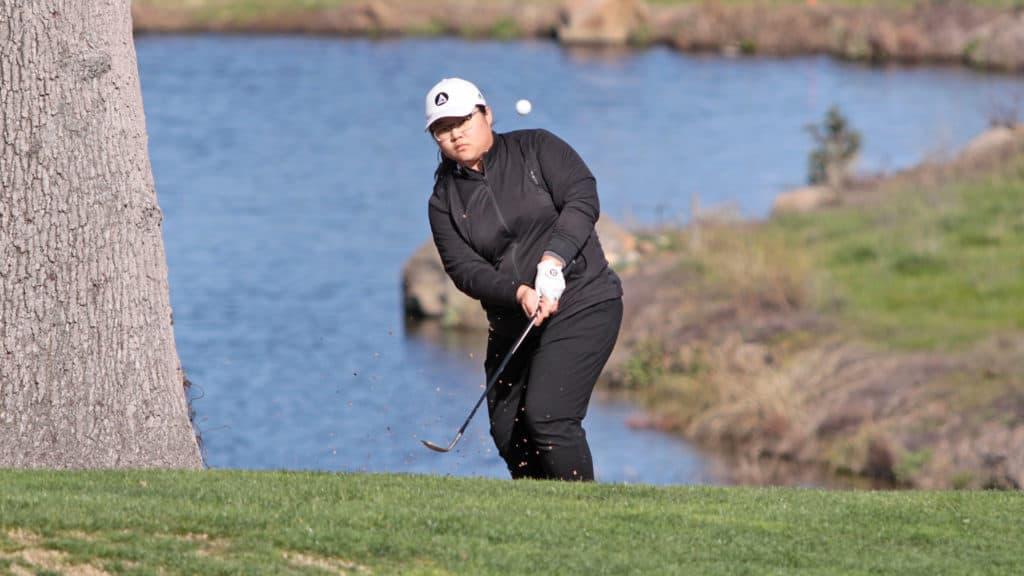 Women's Golf - Judy Shao