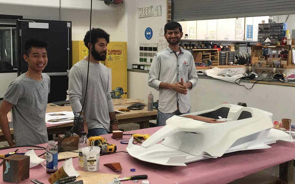 Industrial Design Students Awarded 2016 Phil Hill Scholarships