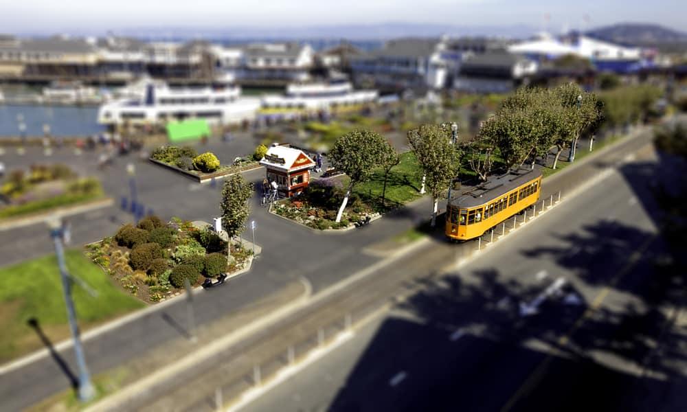 Quintessential San Francisco: Student Photos on Exhibit at the Fairmont