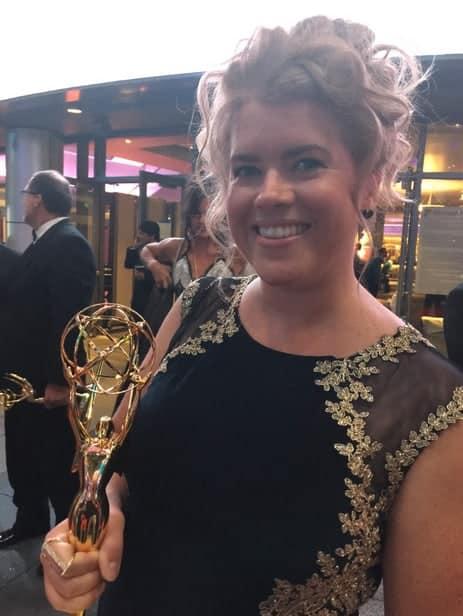 Alumni Awarded Emmy for VFX Work on Gotham