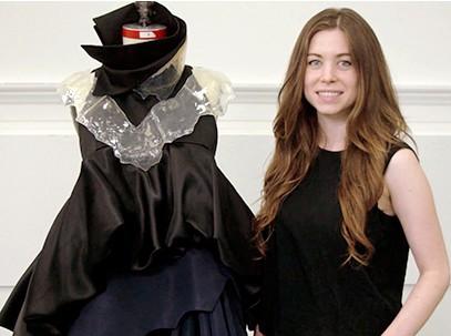 Alyssa Watson: When Fashion Meets Technology