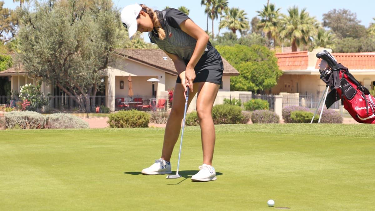 Anahi Servin Women's Golf
