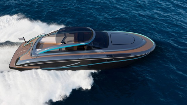 ariel jeong boat design for riva brand 2