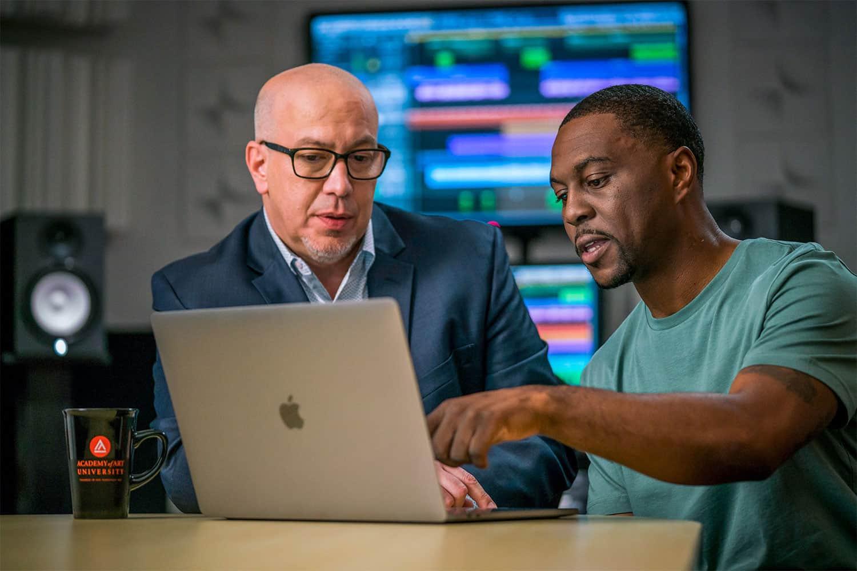 Apple Technology Powers Next-Gen Artists