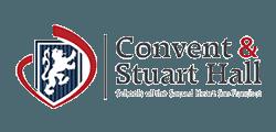 Convent and Stuart Hall Logo