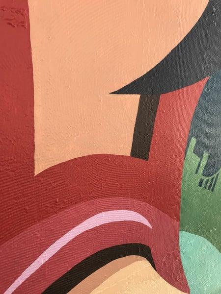 Cova Hotel Mural Dedication Detail 3