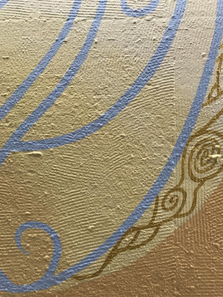 Cova Hotel Mural Dedication Detail 5