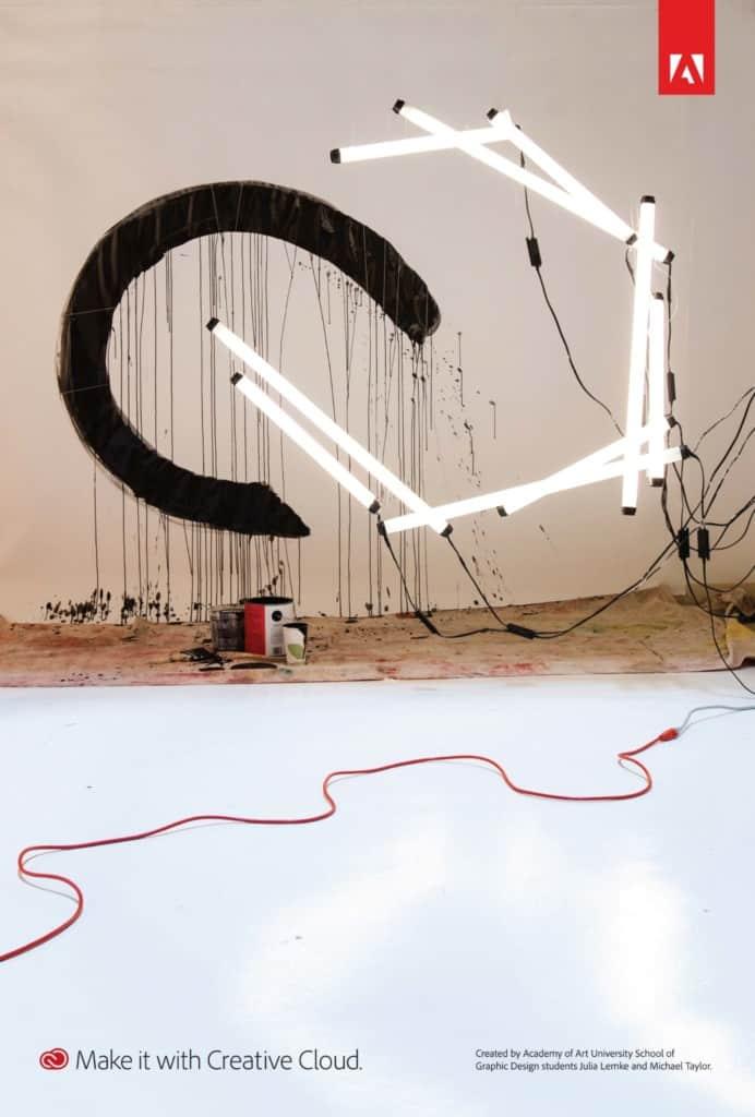 Creativity in the Cloud Art