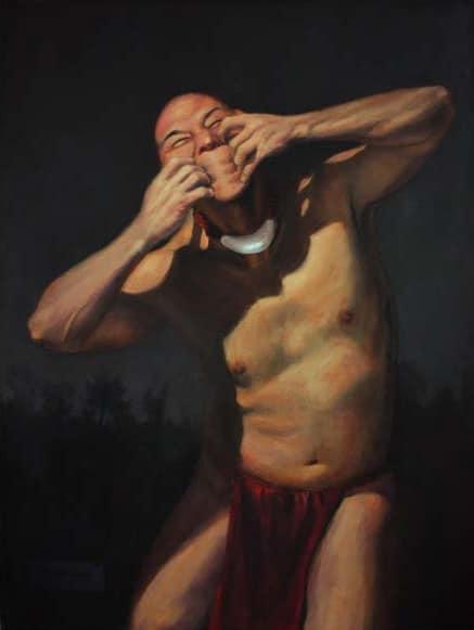 finatkilu (silence) by jerrold castro
