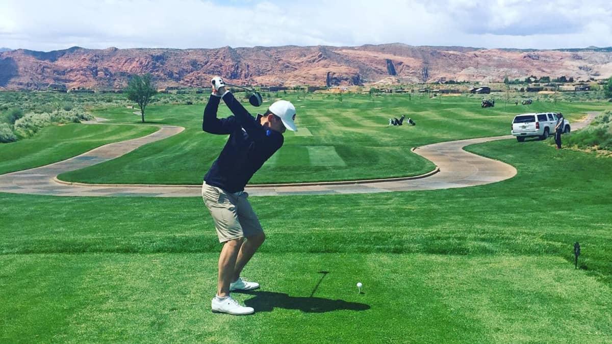 Gabriel De Leon-Manotoc Men's Golf