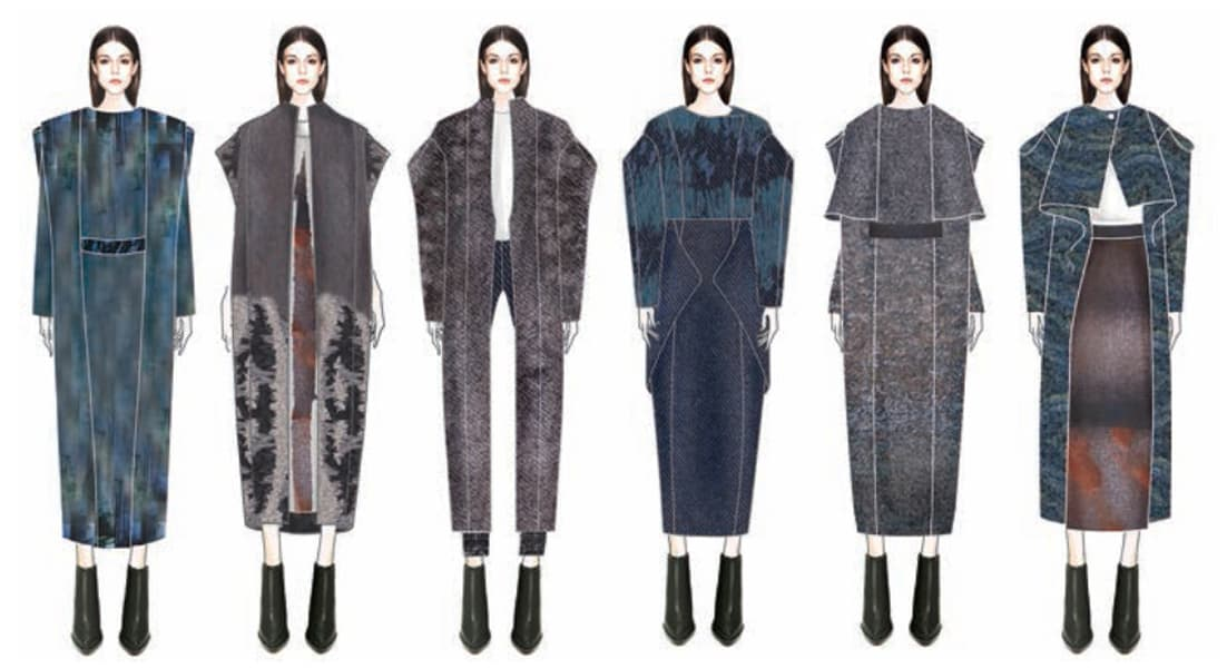 Student Collections Presented Feb. 14 at Mercedes-Benz Fashion Week