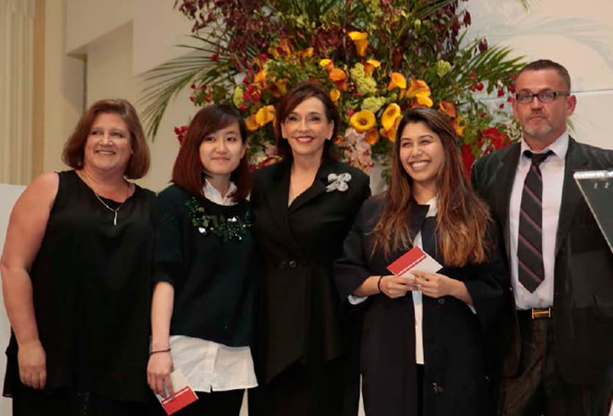 Student Collections Shine at Annual Fashion Show