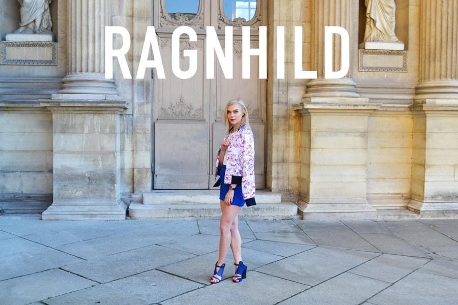 Jenny Johansson Serves Up Style With RAGNHILD