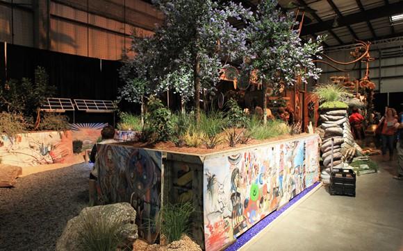 Landscape Medalists Installation
