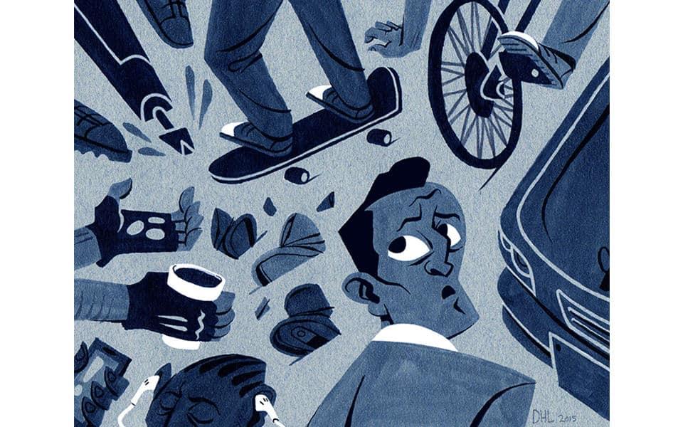 David Lantz: Making the Most of School