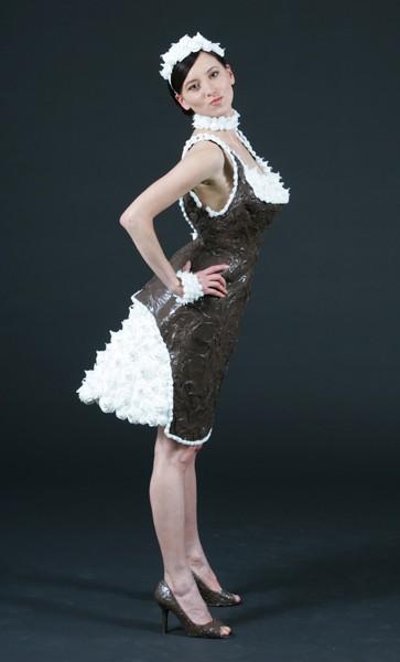 Lynn Chriatiansen Fashion Swiss Maid
