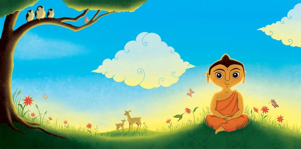 marisa-ware-where's-buddha?-cover-art