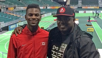 Mobolade and Coach