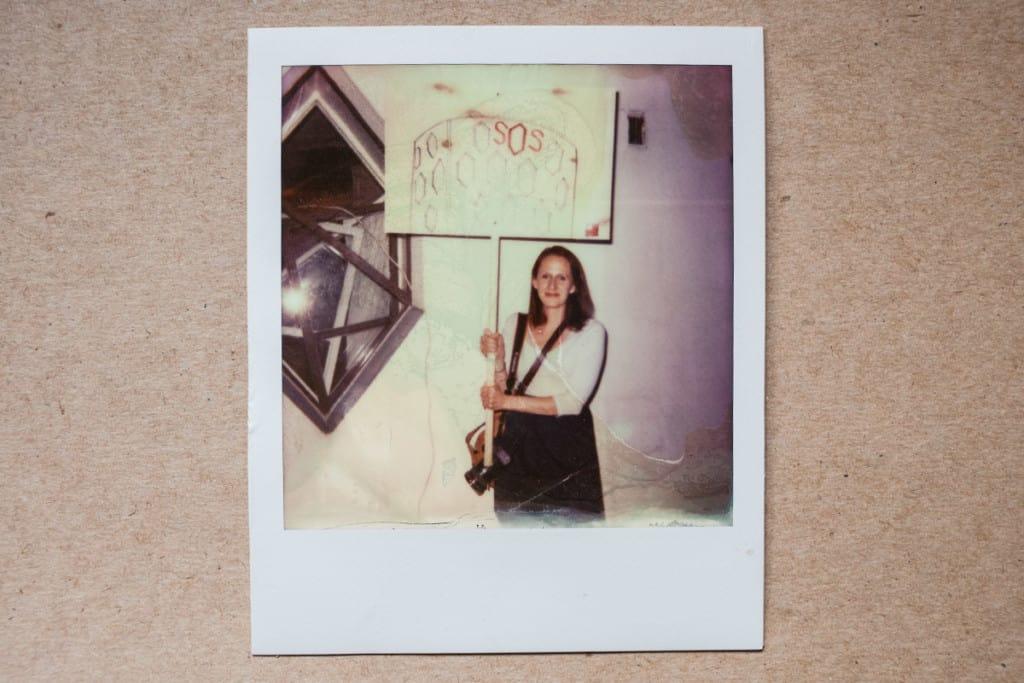 Natalia Melikova Polaroid