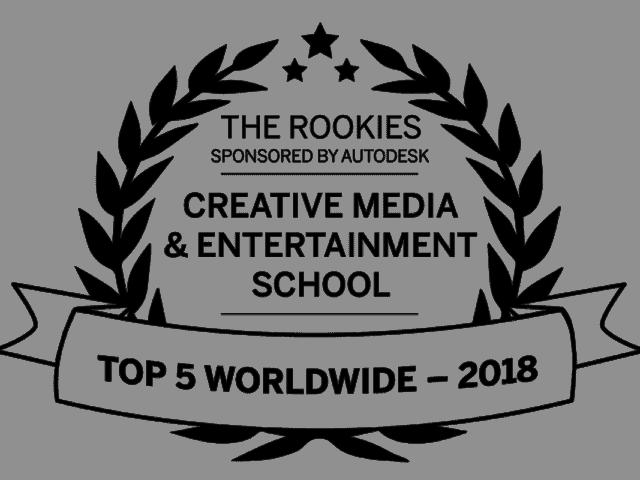 School of Game Development Rookies Award 2018