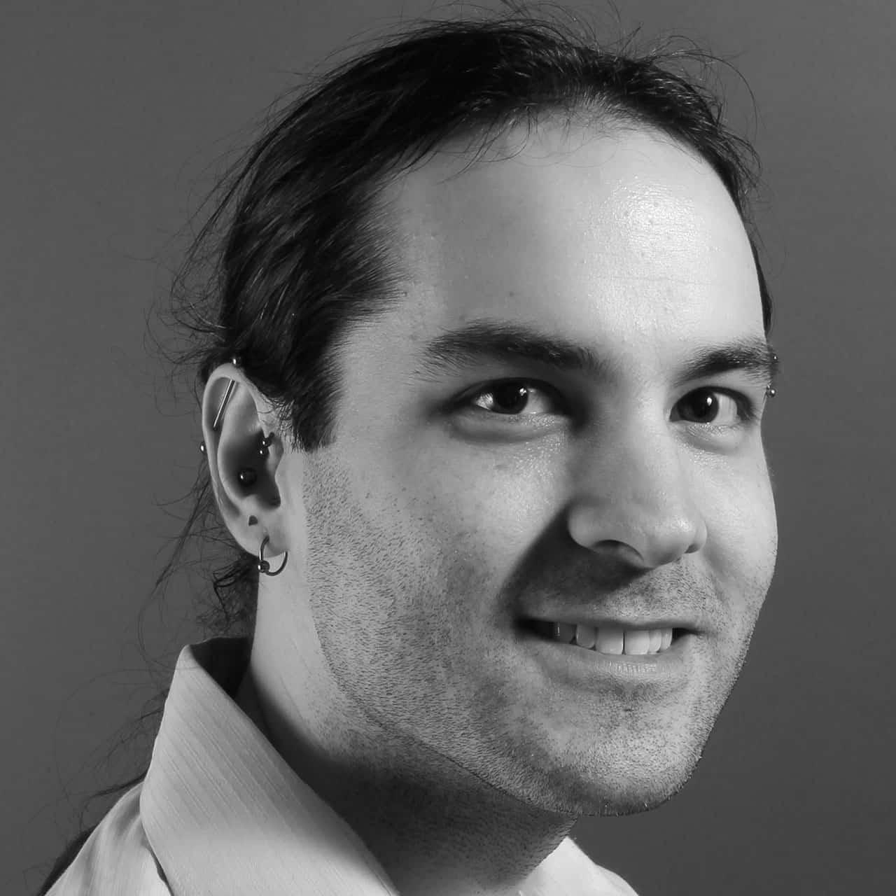 Scott Berkenkotter, Programming Lead