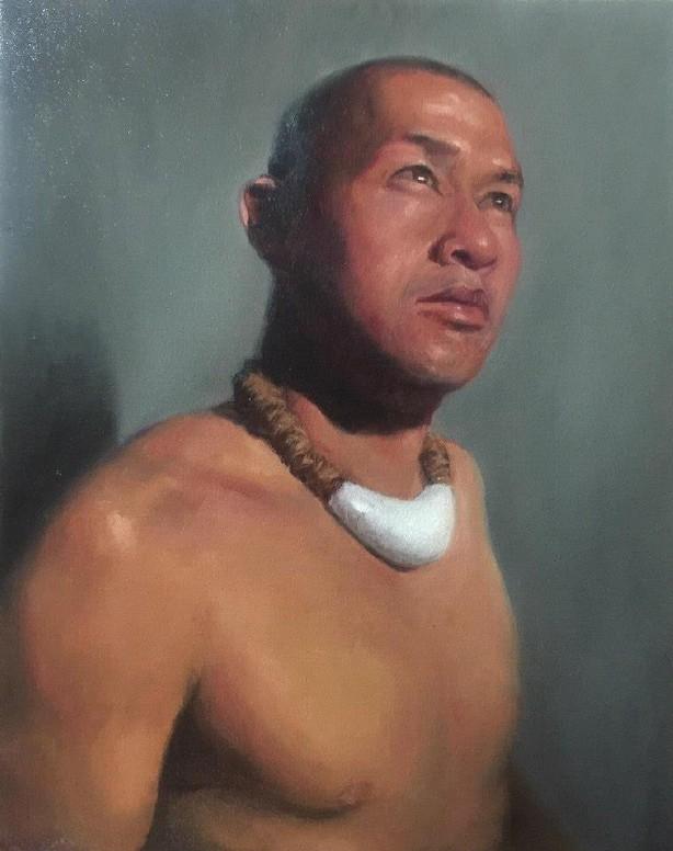 self-portrait by jerrold castro