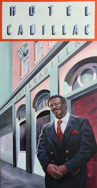 New Murals Are 'Gateway to the Tenderloin'
