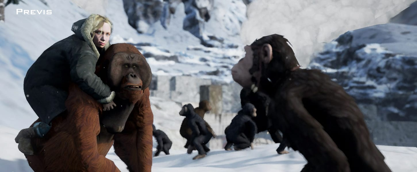 Aaron Aikman Adds to Planet of the Apes
